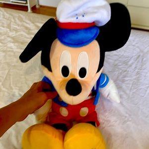 Sailor Mickey plush toy